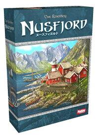 【まとめ買い最大5%OFFクーポン対象】ヌースフィヨルド 日本語版 (Nusfjord) ボードゲーム