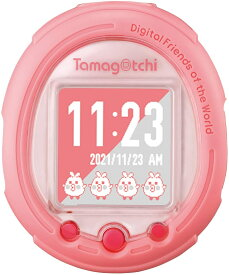 【先行予約限定P15倍】【2021年11月23日発売 予約商品】たまごっち Tamagotchi Smart Coralpink (コーラルピンク)「たまごっちスマート」【最大5%オフクーポン配布中】