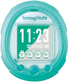 【先行予約限定P15倍】【2021年11月23日発売 予約商品】たまごっち Tamagotchi Smart Mintblue (ミントブルー)「たまごっちスマート」【最大5%オフクーポン配布中】