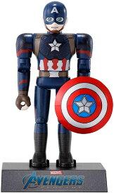 【セール&まとめ買いクーポン配布中♪】超合金HEROES キャプテン・アメリカ【フィギュアタイムセール_baton】