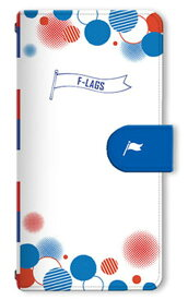 アイドルマスター SideM ブックスタイルスマホケース Mサイズ デザイン14 F-LAGS