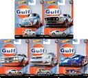 【クーポン対象】 1/64 Hot Wheels カーカルチャー Gulf Racing 10個アソート(FPY86-986G) 【10/16 20:00〜10/23 9:5…
