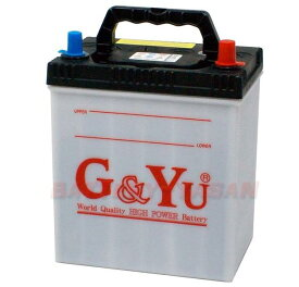 G&Yu バッテリー 44B19Lecobaシリーズ【充電制御車対応】