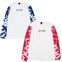 BAGARCH バガーチ Long Sleeve T-shirt アーム タイダイ染め 長袖Tシャツ ロンT ARM TIEDYE-LTS BH-1280 AK-69 ak69 エーケーシックス…