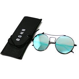 【FASHION THE SALE 楽天ポイント2倍】 BAGARCH バガーチ Eye Wear Sunglasses 2ロイドサングラス 眼鏡 ブルー レンズ 20'LLOYD SUNGLASS BLUE BH-1271 AK-69 ak69 エーケーシックスティナイン HIPHOP ヒップホップ ストリート系 STREET オシャレ かっこいい モテる