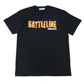 【ワンダフルDAY 20倍ポイント 1293984】 BATTLELINE battle line バトルライン Short Sleeve T-shirt スプレッド半袖Tシャツ インナー S/S TEE SPREAD STREET ストリート系 CASUAL FASHION カジュアルファッション ユニセックス オシャレ かっこいい モテる