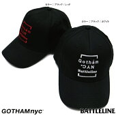 BATTLELINE(バトルライン)xGOTHAMNYC(ゴッサムニューヨーク)