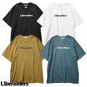 Liberaiders リベレイダース TSHIRT オージー ロゴ Tシャツ トップス LIBERAIDERS OG LOGO TEE #73601 ストリート系 STREET カジュアル…