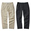 Liberaiders リベレイダース CARGO Pants シックスポケットアーミーパンツ ボトムス LIBERAIDERS 6 POCKET ARMY PANTS [#71702] アメカ…