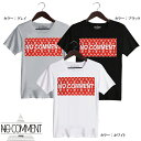 NO COMMENT PARIS ノーコメントパリ T-shirt モノロゴ半袖Tシャツ T Shirt mono logo [LTN41.] [JAPAN LIMITED] MONOGRAM モノグラム …
