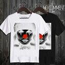【ポイント2倍 楽天お買い物マラソン】 NO COMMENT PARIS ノーコメントパリ T-shirt ダークピエロ半袖Tシャツ T Shirt dark pierrot [L…