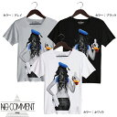 NO COMMENT PARIS ノーコメントパリ T-shirt セイラーガール半袖Tシャツ T Shirt sailor girl [LTN63.] [JAPAN LIMITED] SEXY LADY セ…