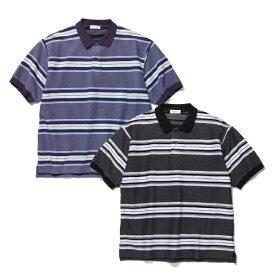 【20倍ポイント お買物マラソン 1202816】 RADIALL ラディアル Short Sleeve POLO-shirt シスコ半袖ポロシャツ ショートスリーブポロ CISCO POLO SHIRT S/S [RA19SS-CUT009] TOPS トップス CASUAL カジュアル ストリート 通販 オシャレ かっこいい モテる