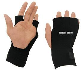 BLUEACE ハンドプロテクター/防寒 紫外線対策 グローブ 手袋 スポーツ マリン用品 アウトドア フィッシング 釣り SUP サーフィン ウェイクボード ジェットスキー ヨット バイク サイクリング ボート レジャー カヌー カヤック