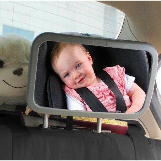 車用 ベビーミラー チャイルド ミラー 車載 簡単取付 後部座席鏡 角度調整可能 ガラス飛散防止 後部座席の様子がすぐ分かる 便利グッズ 赤ちゃん