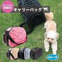 キャリーバッグ ペット 犬 猫 うさぎ 小動物 肉球柄 コンパクト収納 折りたたみ