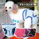 マナーパンツ 犬 犬服 ドックウェア オムツ 生理 衛生的 雌犬 小型犬用 中型犬用 大型犬用