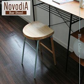 Bar Stool NovodiA ノヴォディア 椅子 チェア バースツール 天然木 飾り台 カウンターチェア