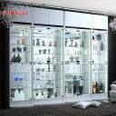 背面ミラー付き 壁面コレクション収納 専用別売品 LEDモジュール 壁面収納 ディスプレイラック フィギュア 棚 コレク…