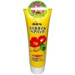【3個セット】 純椿油ヘアパツク(280g)×3個セット 【正規品】