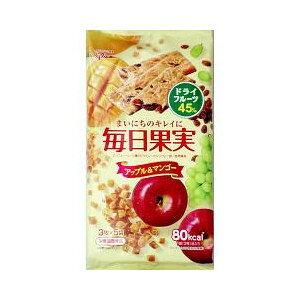 毎日果実 アップル&マンゴー 3枚*5袋入 【正規品】 ※軽減税率対応品