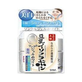 【5個セット】 サナ なめらか本舗 薬用リンクルジェル ホワイト 100g×5個セット 【正規品】