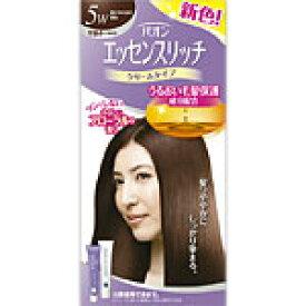 パオン エッセンスリッチ クリームタイプ 5W 暖かみのある栗色 【医薬部外品】【正規品】