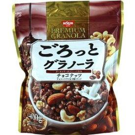 日清シスコ ごろっとグラノーラ チョコナッツ 400g 【正規品】 ※軽減税率対応品