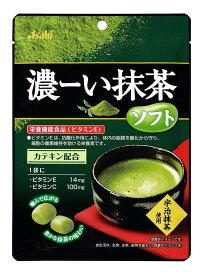 アサヒグループ食品 濃ーい抹茶 74g【正規品】 ※軽減税率対商品