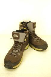 zanosufeisu THE NORTH FACE長筒靴尺寸JPN:27男子的GORE-TEX W Wreck II Mid山間途步鞋[中古][名牌舊衣服嗡嗡叫商店][170518]