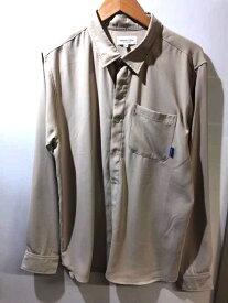 木梨サイクル KINASHI CYCLE(キナシサイクル)ポケット ボタン シャツ メンズ トップス カジュアルシャツ【中古】【ブランド古着バズストアBAZZSTORE】