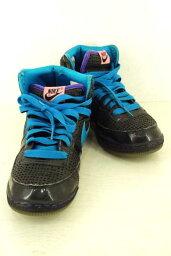 耐吉NIKE運動鞋尺寸24.5女子的WMNS TERMINATOR HIGH PREMIUM QS haikattosuni