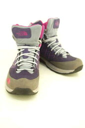 zanosufeisu THE NORTH FACE運動鞋尺寸JPN:24.5女子的GORETEX山間途步鞋