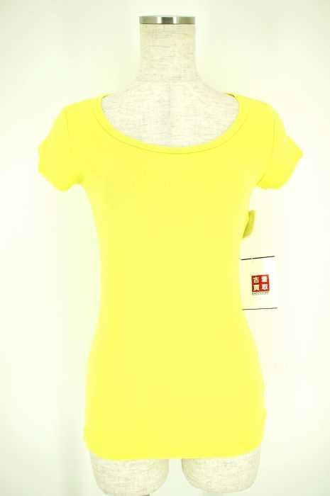 サンスペル Sunspel クルーネックTシャツ サイズimport:S レディース ショートスリーブクルーネックTシャツ【中古】【ブランド古着バズストア】【280518】