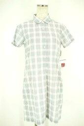 zanosufeisu THE NORTH FACE襯衫連衣裙尺寸import:M女士短袖亞麻布連衣裙[中古][名牌舊衣服嗡嗡叫商店][300518]