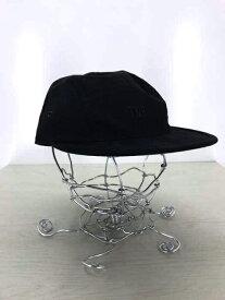 THE NORTH FACE ザノースフェイス キャップ帽子 メンズ - 黒系 FREE FREE Suede Jet Cap【中古】【ブランド古着バズストアBAZZSTORE】【040820】