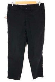 ザノースフェイス THE NORTH FACE チノパンツ メンズ - 黒系 JPN:L Bison Chino pants バイソンチノパンツ【中古】【ブランド古着バズストアBAZZSTORE】【091019】