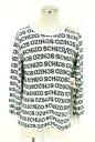 Supreme(シュプリーム) 16SS Schizo Jacquard Top ロングスリーブTシャツ サイズ[S] メンズ 男性 MEN トップス ホワ…