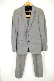 ディオールオム Dior HOMME スーツセットアップ メンズ 2009年春夏新作 グレー系 44 2Bジャケット スラックスパンツ【中古】【ブランド古着バズストアBAZZSTORE】【021118】
