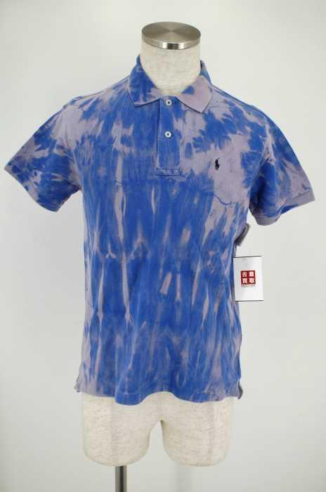 RALPH LAUREN GOLF(ラルフローレンゴルフ) ポロシャツ サイズ[XS] メンズ タイダイ染め 【中古】【ブランド古着バズストア】【180118】
