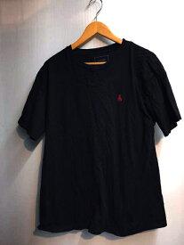 SOPHNET. ソフネット クルーネックTシャツ メンズ - 赤系 × 青系 JPN:XL 日本サイズ:XL 相当 ワンポイント刺繍tシャツ【中古】【ブランド古着バズストアBAZZSTORE】【180121】