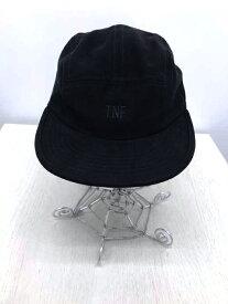 THE NORTH FACE ザノースフェイス キャップ帽子 メンズ - 黒系 FREE FREE スエードジェットキャップ【中古】【ブランド古着バズストアBAZZSTORE】【150920】