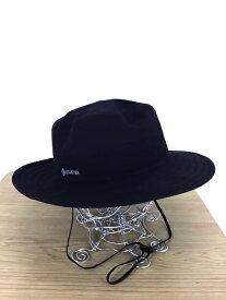 THE NORTH FACE ザノースフェイス ハット帽子 メンズ - 黒系 S NN41912 GORE-TEX【中古】【ブランド古着バズストアBAZZSTORE】【080720】