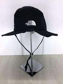 THE NORTH FACE ザノースフェイス ハット帽子 メンズ - 黒系 L 59-60cm 相当 BRIMMER HAT ブリマーハット【中古】【ブランド古着バズストアBAZZSTORE】【150920】