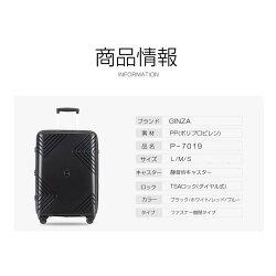 スーツケースSサイズ小型軽量キャリーバックハードケースファスナー旅行用品