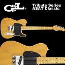 G&L Tribute Series / ASAT Classic Butterscotch Blonde / トリビュート アサート クラシック バタースコッチブロンド 国内正規品 送…