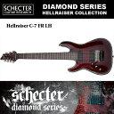 シェクター SCHECTER / Hellraiser C-7 FR LH BCH ヘルレイザーC7 フロイドローズ 7弦ギター 左利き用(レフトハンド)ダイヤモンドシ…