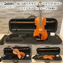 鈴木バイオリン アウトフィット ヴァイオリン No.500 4/4(145以上)サイズ スズキバイオリン ケース・弓・松ヤニ付き SUZUKI Violin O…