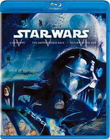 スター・ウォーズ オリジナル・トリロジー3枚組 BD Blu-ray ブルーレイ スターウォーズ SF エピソード 4 5 6 DVD