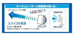 サーキュレーターアイリスオーヤマ首振り静音8畳PCF-C15T送料無料おしゃれタイマーリモコン付き強力コンパクト上下左右首振り衣類乾燥換気扇風機家電夏乾燥静音おしゃれ人気アイリス小型中型シンプルI型